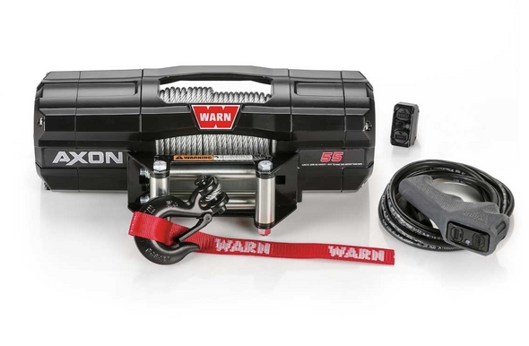 Warn AXON 55 Powersports Winch - 101155