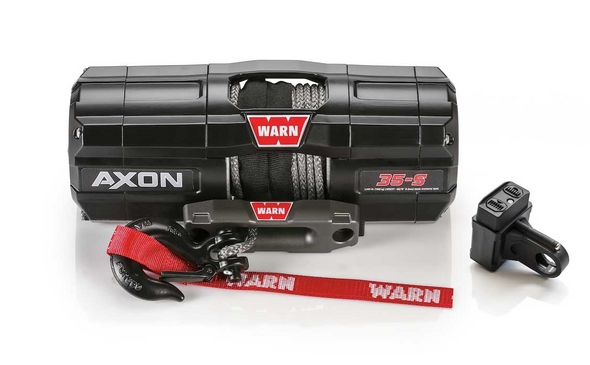 Warn AXON 35-S Powersport Winch - 101130