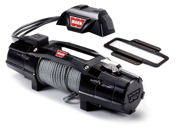 """Warn Control Pack Relocation Kit for ZEON Winches, 31"""" - 89970"""