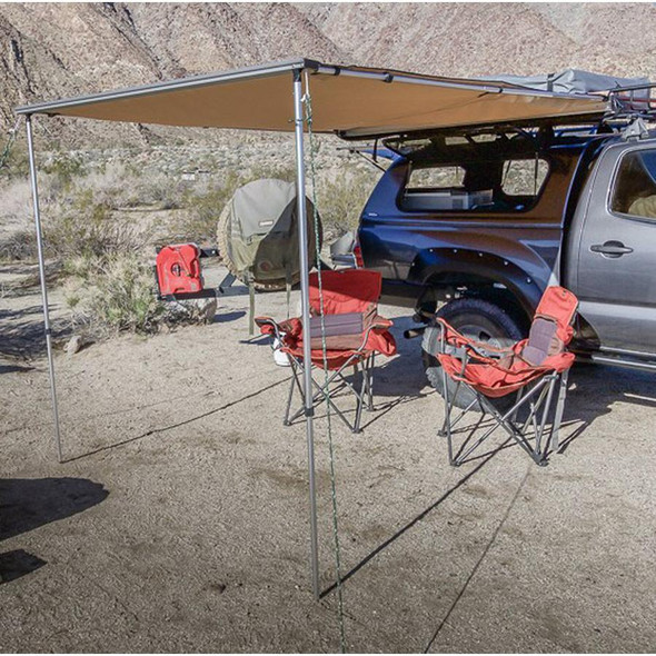 Tuff Stuff® Overland Roof Top Awning 4.5′ x 6′ - TS-AWN-RT-4.5