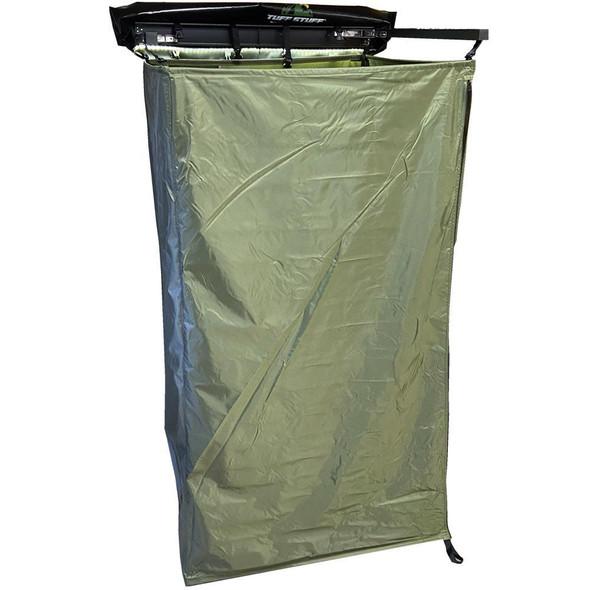 Tuff Stuff® Overland Shower Tent - TS-SHOWER-TENT