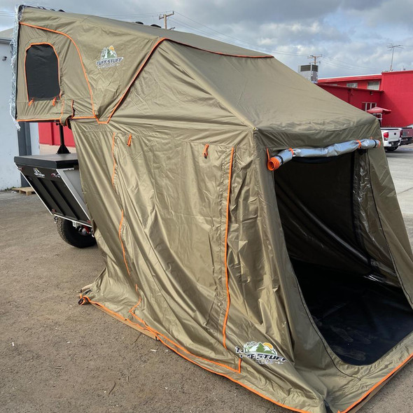 Tuff Stuff® Overland Alpha II™ Clam Shell RTT, Annex Room - TS-ANX-CS2