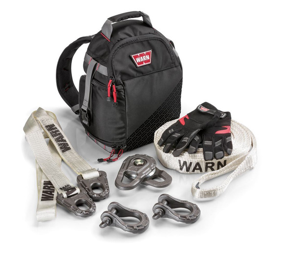 Warn Medium-Duty Epic Recovery Kit - 97565