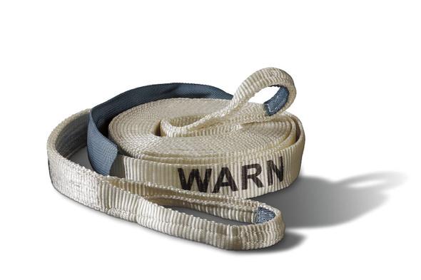 "Warn Premium Recovery Strap, 2"" X 30' - 14,400 LB - 88922"