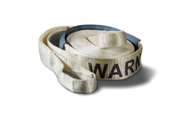 "Warn Premium Recovery Strap, 3"" X 30' - 21,600 LB - 88924"