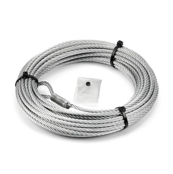 Warn Replacement Steel Rope - 100972