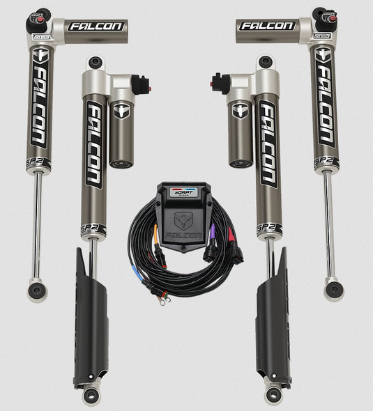 Teraflex Falcon SP2 3.5 ADAPT E-ADJUST PIGGYBACK SHOCKS