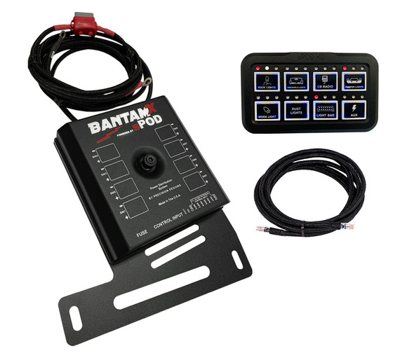 sPOD BantamX HD For Jeep JK 2007-2018 - BX-HD-JK