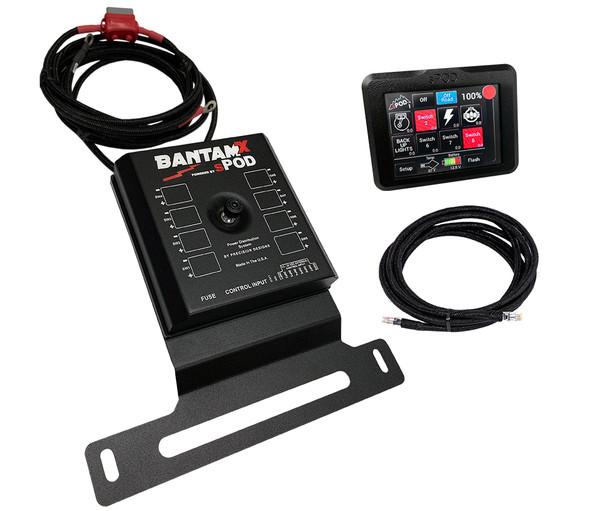 sPOD BANTAMX TOUCHSCREEN FOR JL/JT - BX-TSB-JL