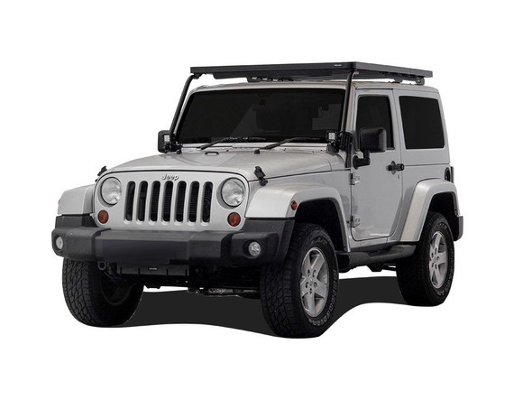 JEEP WRANGLER JK 2 DOOR (2007-2018) EXTREME ROOF RACK KIT - BY FRONT RUNNER