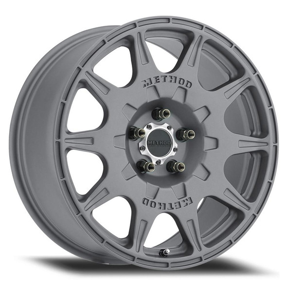 METHOD RACE WHEELS - RS 502 RALLY TITANIUM