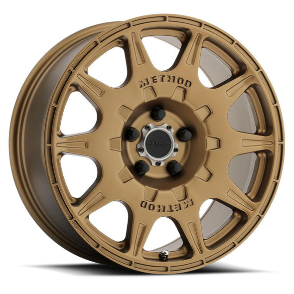 METHOD RACE WHEELS - RS 502 RALLY BRONZE
