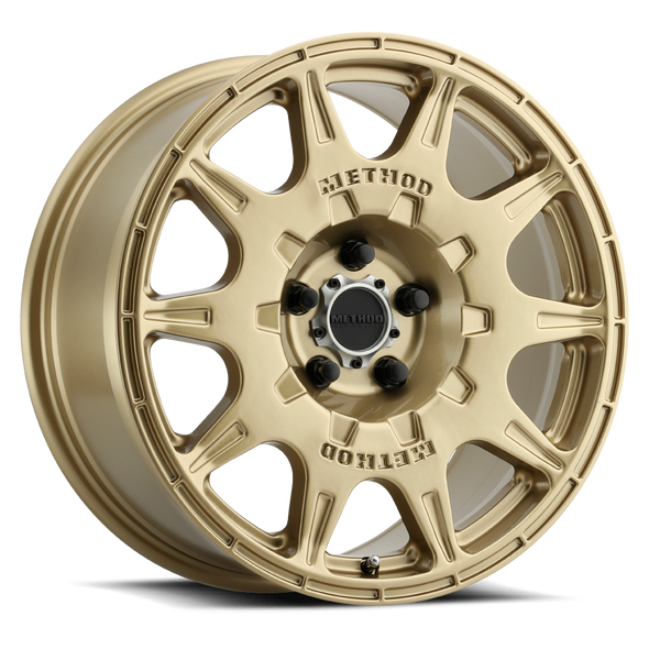METHOD RACE WHEELS - RS 502 RALLY GOLD