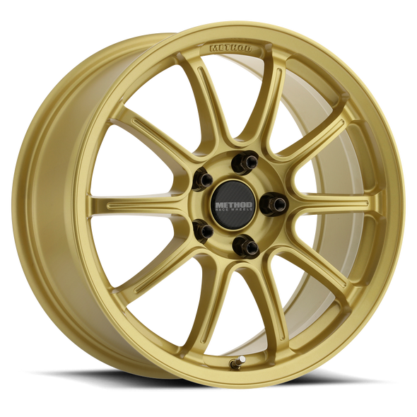 METHOD RACE WHEELS - RS 503 RALLY GOLD