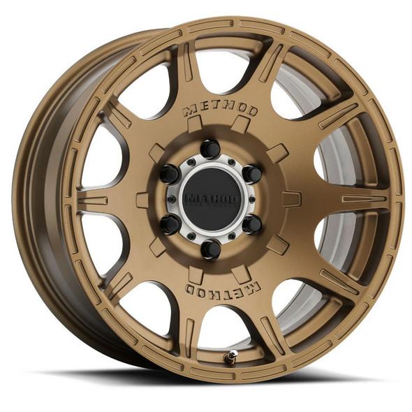 METHOD RACE WHEELS - 308 ROOST BRONZE