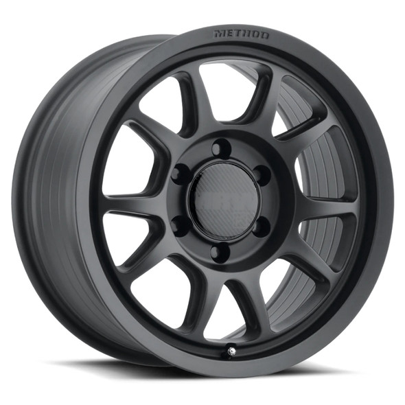 METHOD RACE WHEELS - 313 MATTE BLACK