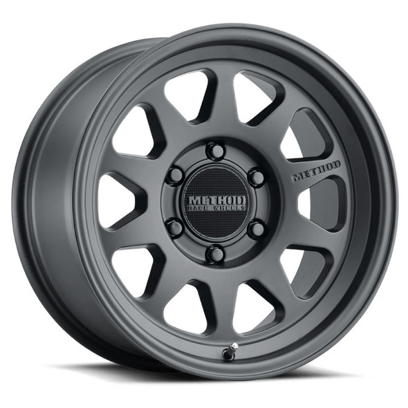 METHOD RACE WHEELS - 316 MATTE BLACK