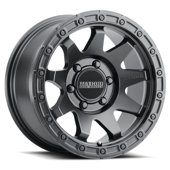 METHOD RACE WHEELS - 317 MATTE BLACK