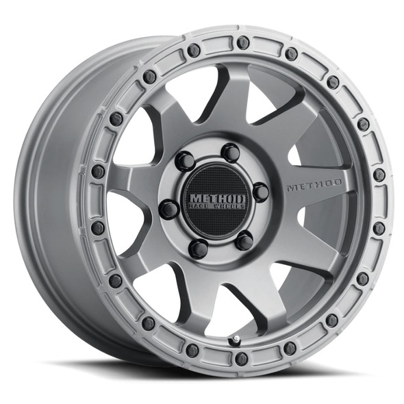 METHOD RACE WHEELS - 317 TITANIUM