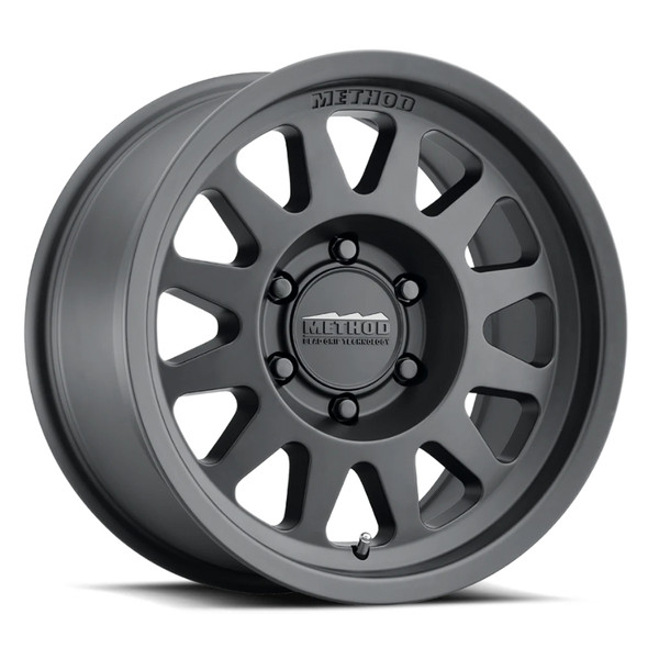 METHOD RACE WHEELS - 704 MATTE BLACK