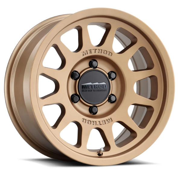 METHOD RACE WHEELS - 703 BRONZE