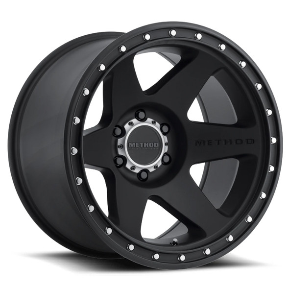 METHOD RACE WHEELS - 610 MATTE BLACK
