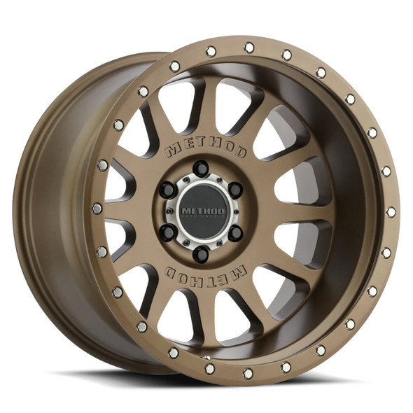 METHOD RACE WHEELS - 605 BRONZE