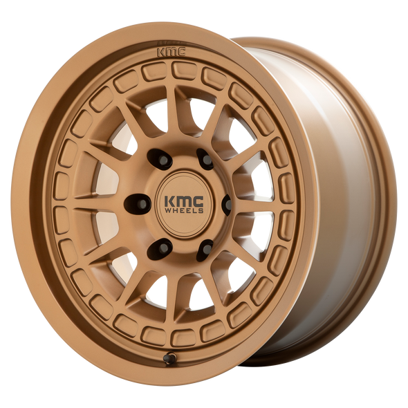 KMC WHEELS KM719 CANYON MATTE BRONZE