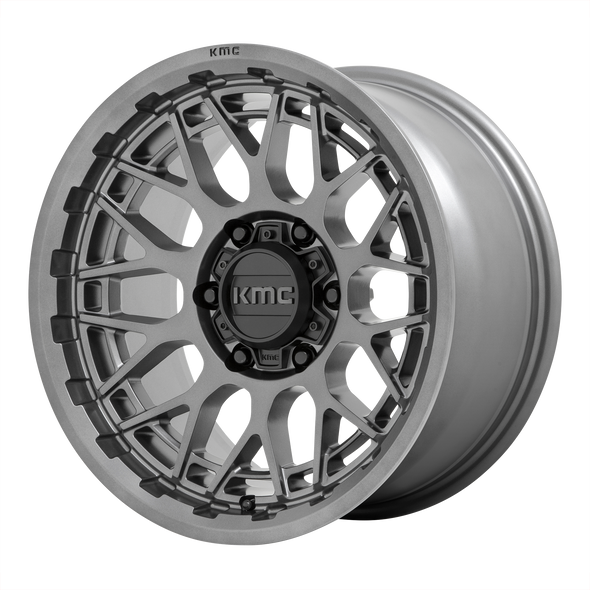 KMC WHEELS KM722 TECHNIC ANTHRACITE