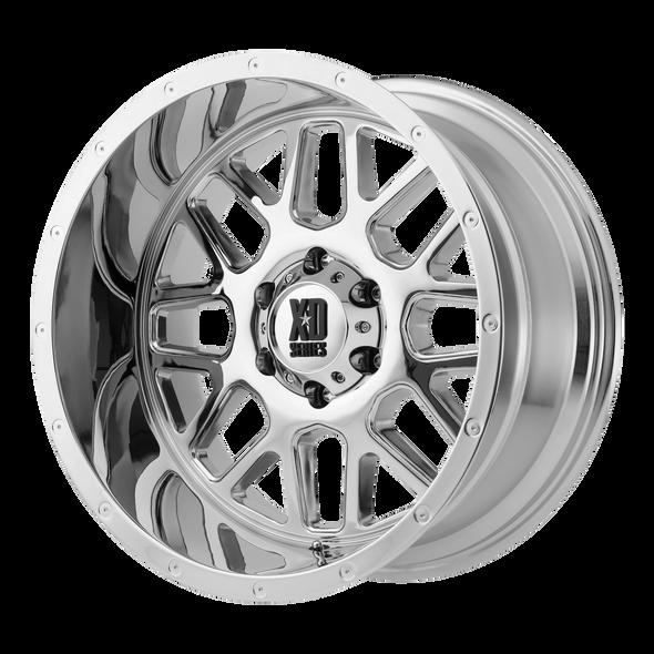 Xd Wheels Xd820 Grenade Pvd