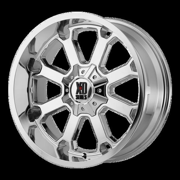 Xd Wheels Xd825 Buck 25 Chrome