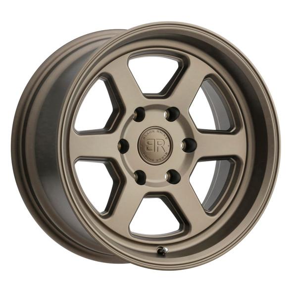 Black Rhino Rumble Bronze Wheels