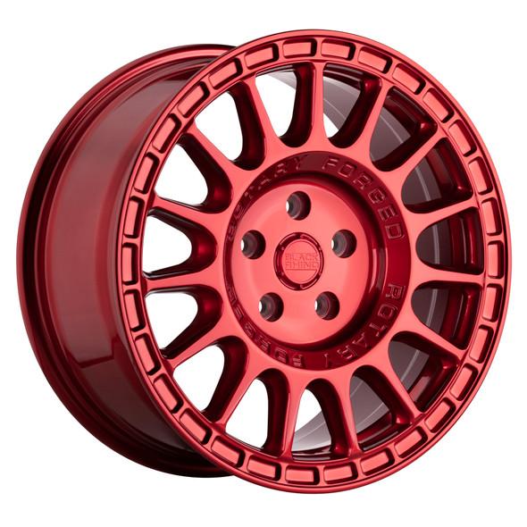 Black Rhino Sandstorm Candy Red Wheels