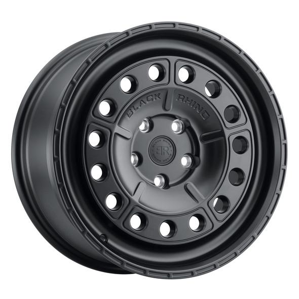 Black Rhino Unit Matte Black Wheels