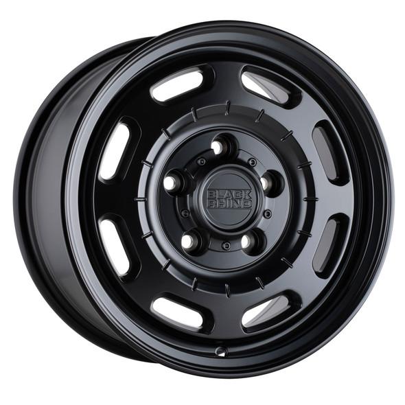 Black Rhino Bandolier Matte Black Wheels