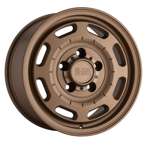 Black Rhino Bandolier Matte Bronze Wheels