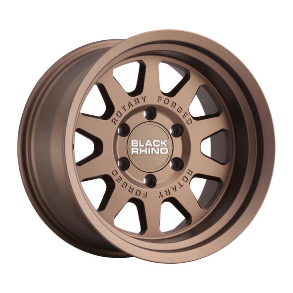 Black Rhino Stadium Matte Bronze Wheels
