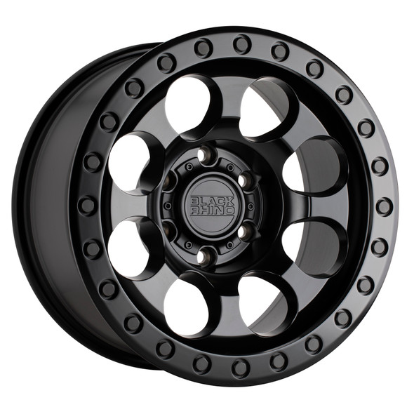 Black Rhino Riot- Matte Black Wheels