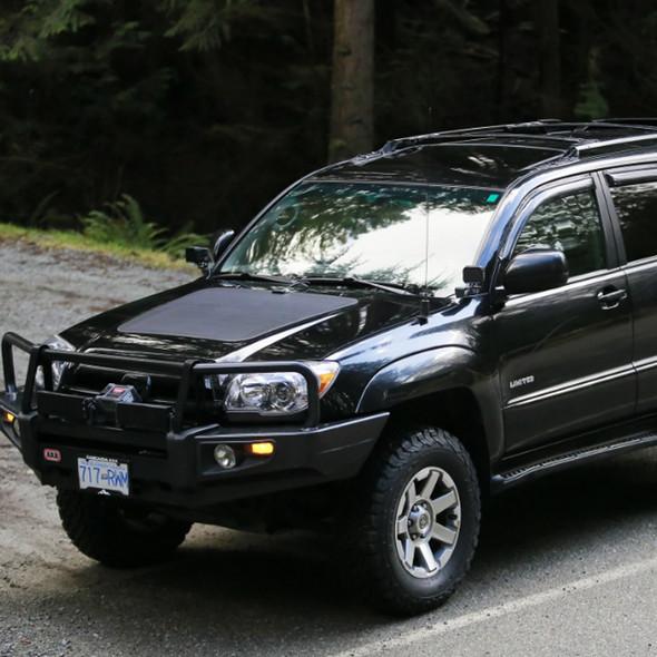 Cascadia 4x4 Toyota 4 Runner (2003-20)- 90 Watt Hood Solar Panel VSS System