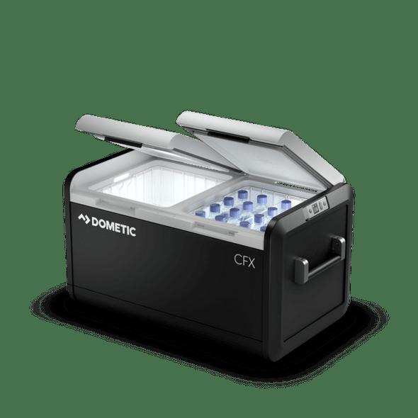 Dometic Dual zone Powered Cooler CFX3 75DZ