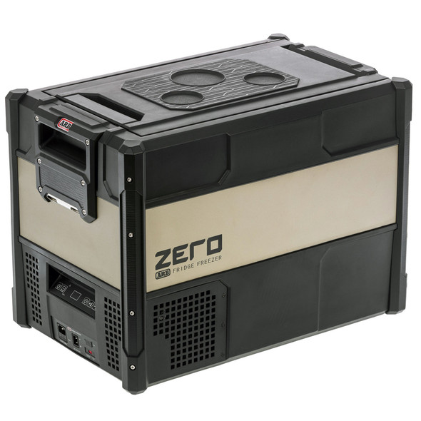 ARB Zero 73 Qt Dual Zone Powered Fridge Freezer- 10802692