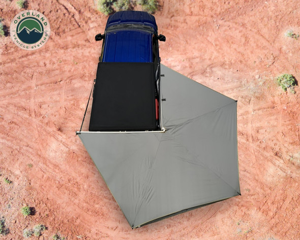 Overland Vehicle Systems Nomadic 270 LT Awning - Passenger Side