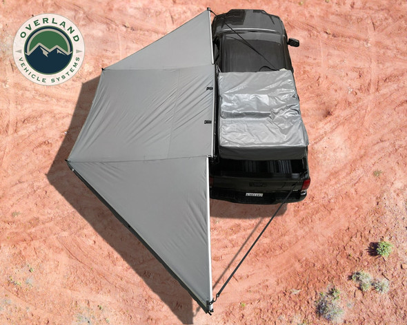 Overland Vehicle Systems Nomadic 180 Awning- 19609907