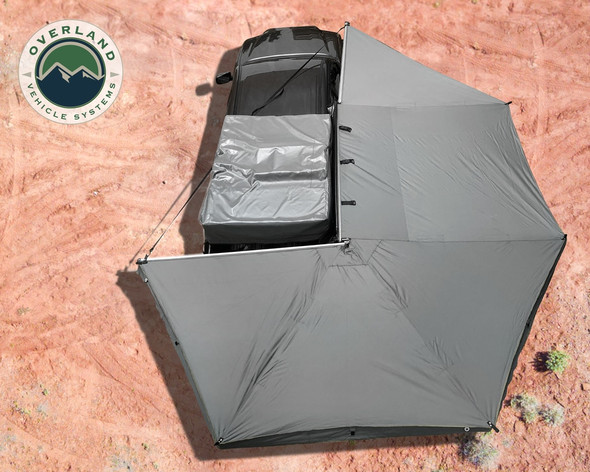 Overland Vehicle Systems Nomadic 270 Awning, Passenger Side, 19529907