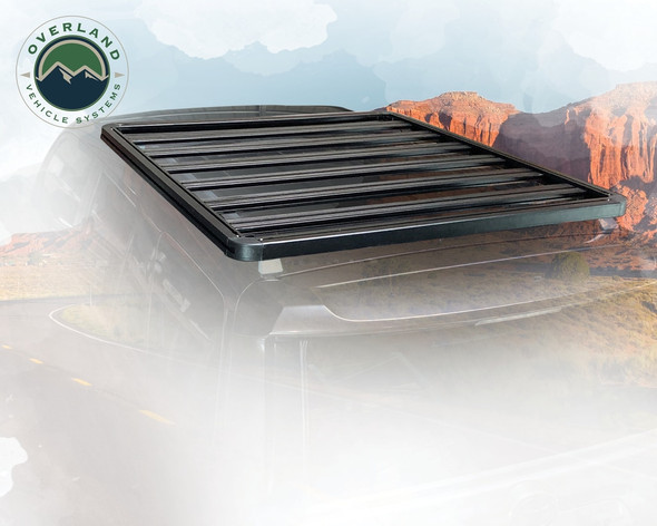 Overland Vehicle Systems Down Range Roof Rack