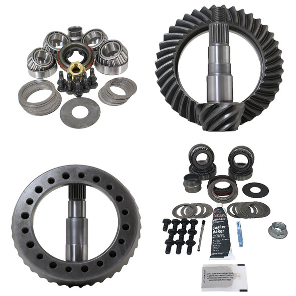 Revolution Gear Jeep JL (Non-Rubicon) D44/D30R Gear Package (220MM-186MM)