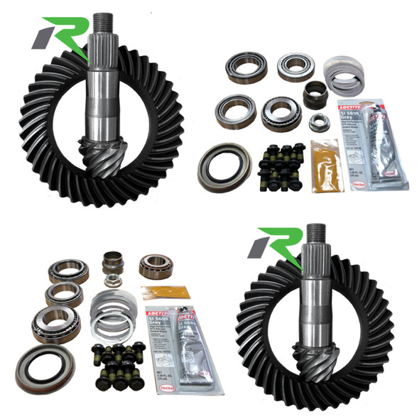 Revolution Gear JL (Non-Rubicon) D35/D30R Gear Package (200MM-186MM)
