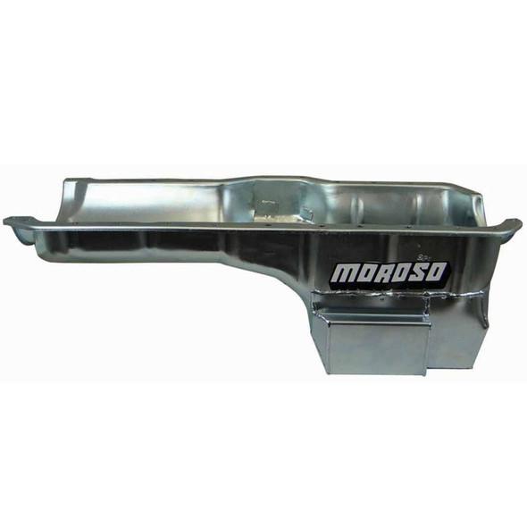 Moroso High Volume Oil Pan, Jeep 4.0L, TJ/YJ/XJ - 27862