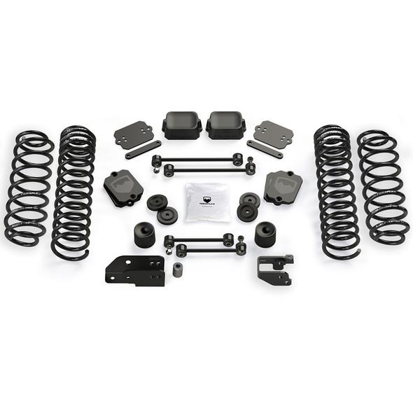 "Teraflex JL 4dr 3.5"" Coil Spring Base Lift Kit (No Shocks) 1356000"