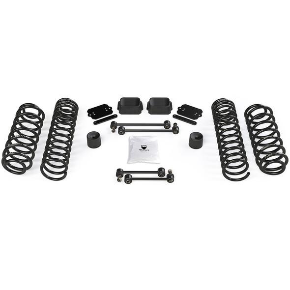 "Teraflex JL 4dr: 2.5"" Coil Spring Base Lift Kit (No Shocks) 1354200"